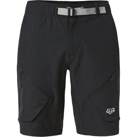 Fox Bravo Pantalones Cortos Cargo Hombre, black